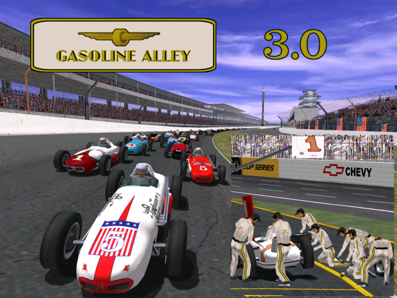 Updated Gasoline Alley 3.0 Released GAPreview